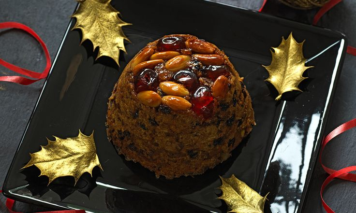 This high-fibre pudding is loaded with vitamins and minerals. It keeps for up to a week if stored in the fridge.