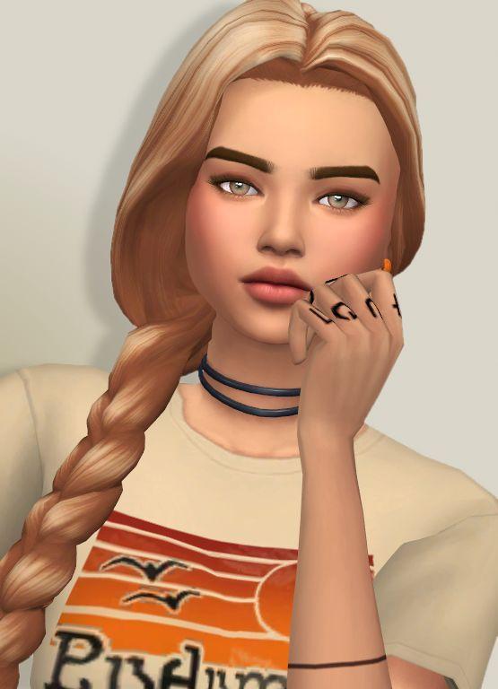Acogedor peinados sims 4 Fotos de cortes de pelo tutoriales - Pin de Jacky Perales en Sims 4 | Pelo sims, Peinados ...