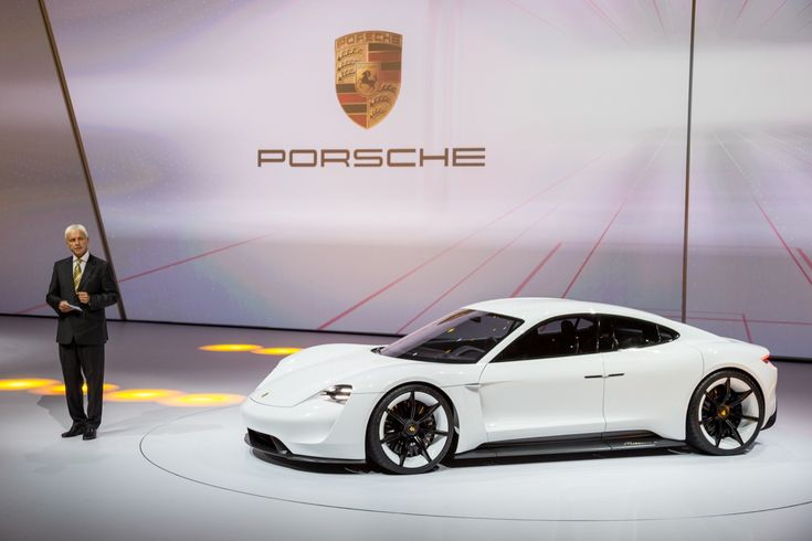 ICYMI: Porsche's Unbridled Excitement for EVs Continues to Swell