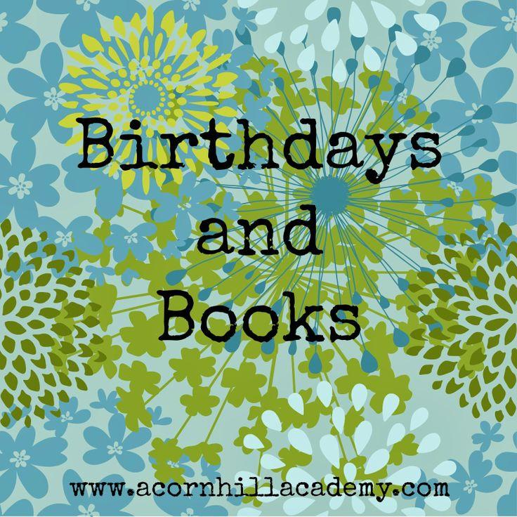 Birthday book birthdays and book on pinterest