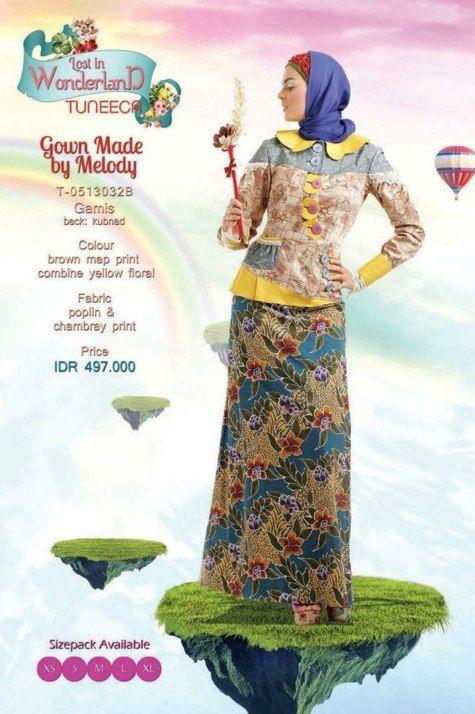 #Batik nuansa ceria, cocok untuk anda yang aktif dan stylish :)