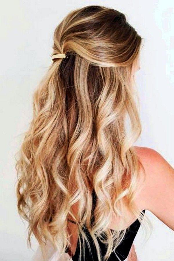 10 Neueste Mode Lange Frisuren Fur Frauen 2019 Lange Frisuren