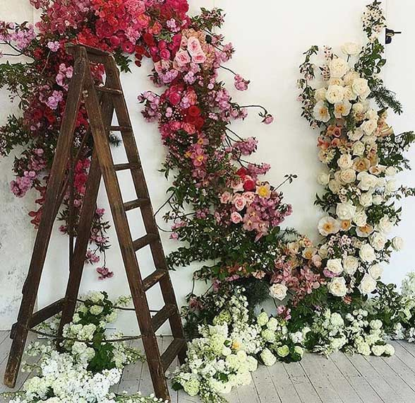 These Insane Floral Designs Are The Definition of Flower Power || Colin Cowie Weddings