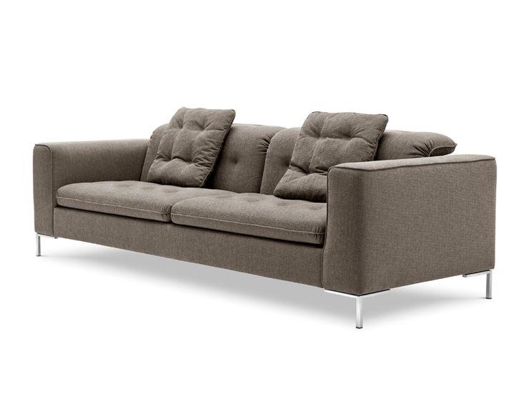 calligaris grace romantic 3 seater sofa by stefano cavazzana - furniture