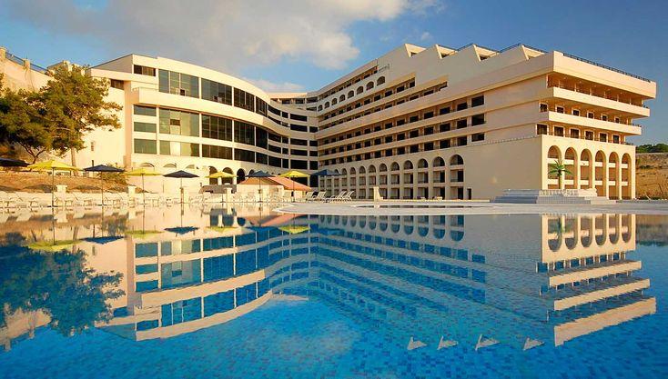Grand Hotel Excelsior in Valletta, Valletta