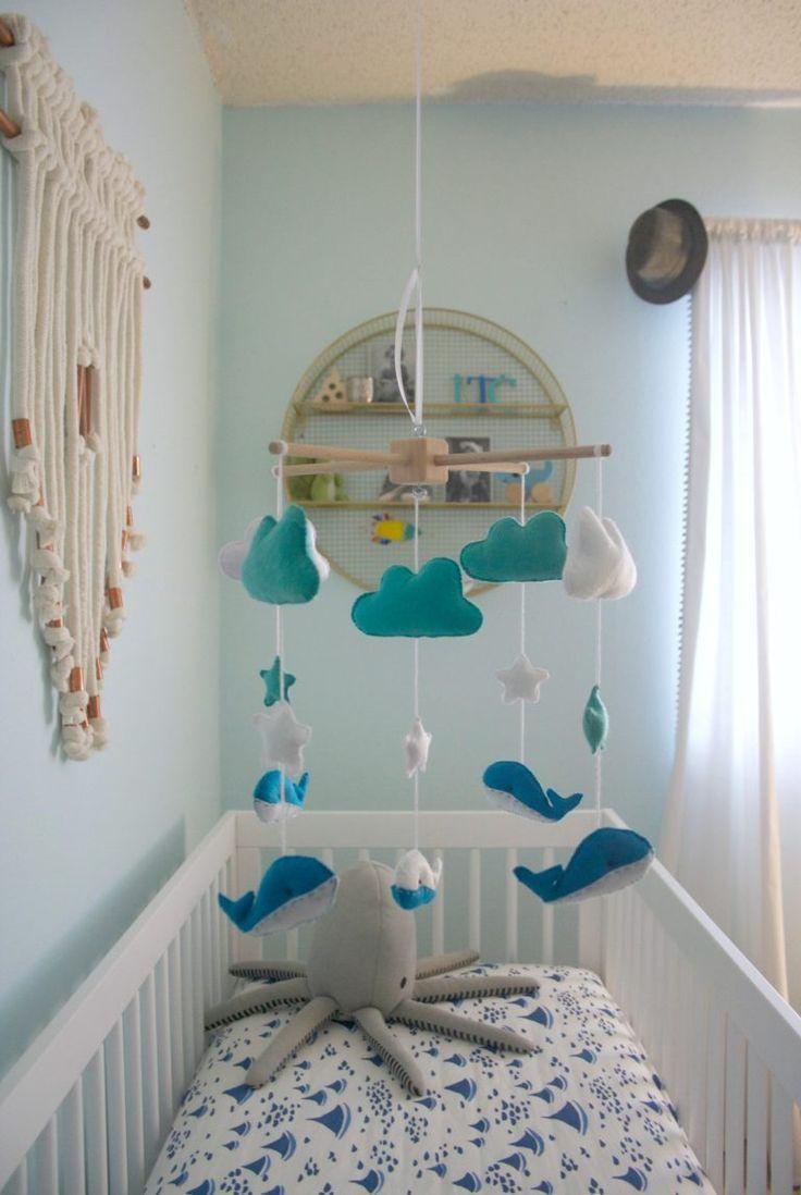 Nautical Baby Boy Nursery Room Ideas: 10 Best Images About Nautical Nursery Ideas On Pinterest