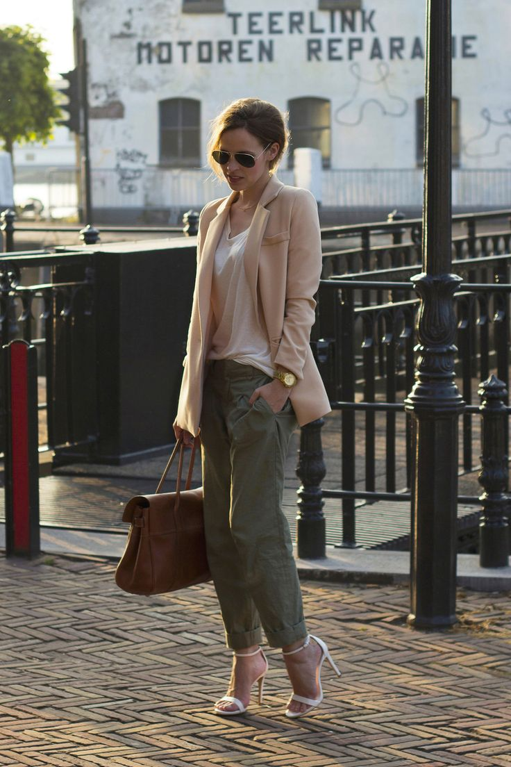 1000 Ideas About Olive Green Blazer On Pinterest Plaid