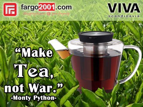 Berbukalah dengan yang hangat  praktis! Infusion Glass Tea Pot! Teko dengan model elegan  mudah untuk di pakai! http://fargo2001.com/housewares-315/kitchenwares-105/viva-scandinavia-120/infusion-glass-tea-pot-132.html