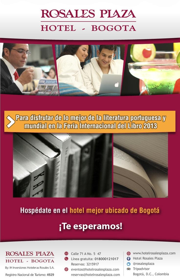 Hospédate en el Hotel Mejor ubicado de Bogotá
