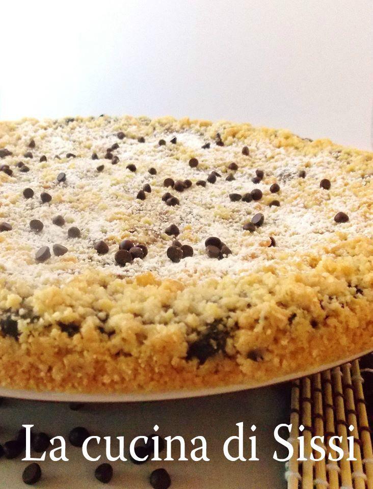 RICETTE BIMBY-SBRICIOLATA AL CIOCCOLATO E MARMELLATA,  PER COCCOLARCI CON DOLCEZZA, IN OGNI MOMENTO DELLA GIORNATA! http://blog.giallozafferano.it/cucinasissi/ricette-bimby-sbriciolata-cioccolato-marmellata/