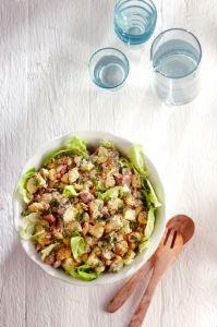 Aardappelsalade met ansjovis en sardines - Boodschappen