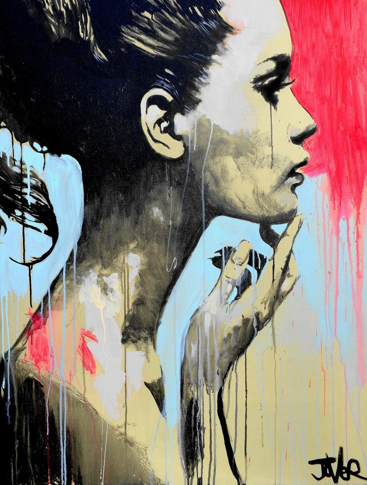 "Saatchi Art Artist: Loui Jover; Household 2015 Painting ""perhaps """