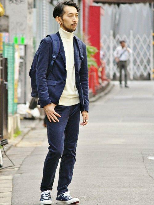 秋冬ファッション メンズ流行アイテム・着こなし【2015-2016】|JOOY [ジョーイ]