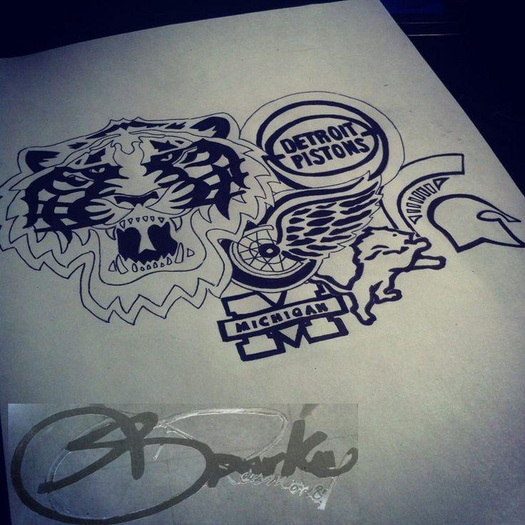 Detroit Tattoo