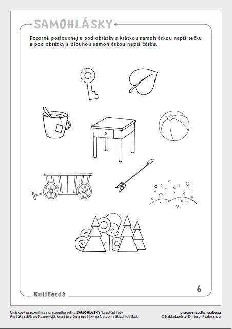 Ukázkové listy :: KuliFerda a jeho svět
