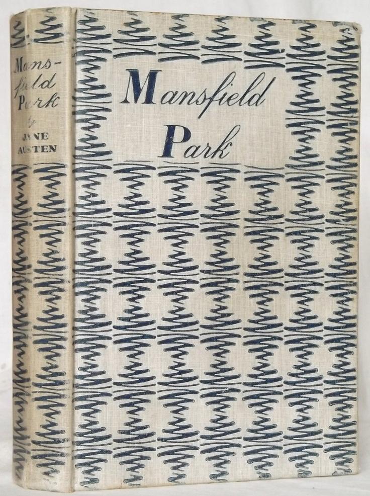 Mansfield Park illustrated Jane Austen book.. £60.00, via Etsy.
