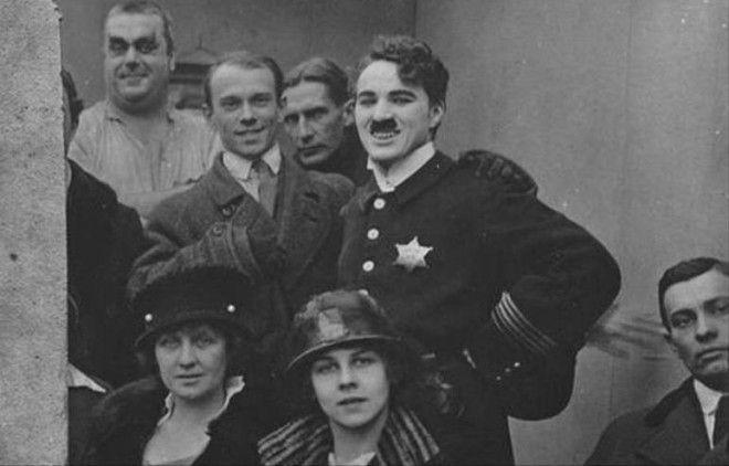 Charlie Chaplin találkozása az orosz származású balett táncossal Vaslay Nijinskyvel, aki legendás hírű volt a híres és a látványos ugrásokról és érzékeny értelmezésekről.