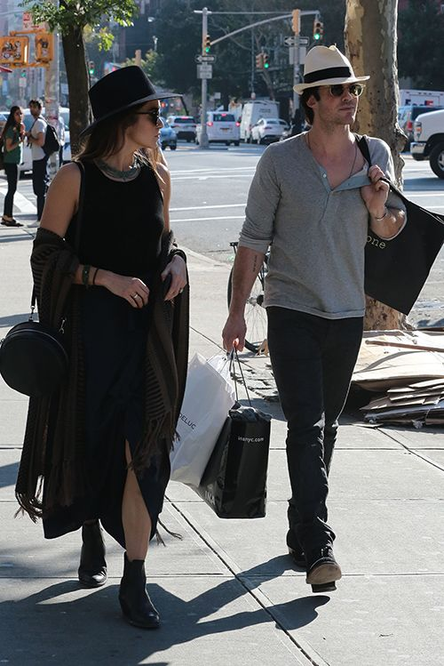Ian Somerhalder Desperate to be a Dad: Nikki Reed Pregnant in New Year?
