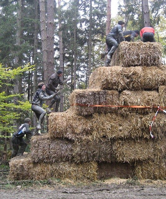 Military-Style Obstacle Course Races - (ToughMudders, Rebel Race, Zombie Run, etc.)