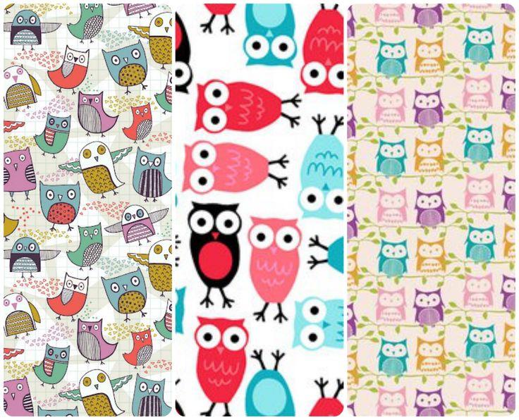 Wallpaper, pattern, texture - night owls / Fondos de pantalla ...
