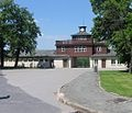 Buchenwald concentration camp -near Wiemar Germany one of the largest camps.opened July 1937