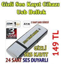 Gizli ses kayıt cihazları, usb flash disk en iyi ses kayıt cihazı satın al kısa bir süre için sadece 149 TL