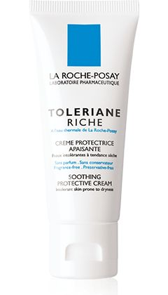All about Toleriane Rich, a product in the Toleriane range by La Roche-Posay recommended for Intolerant skin. Free expert advice