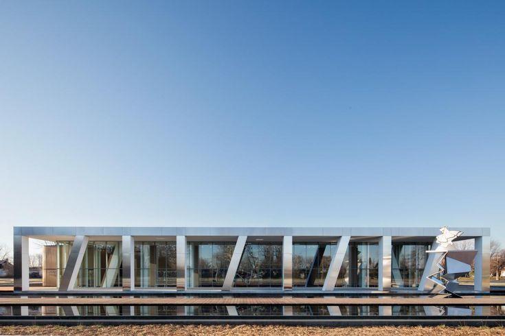 Diane-Dufresne art Centre / Acdf Architecture