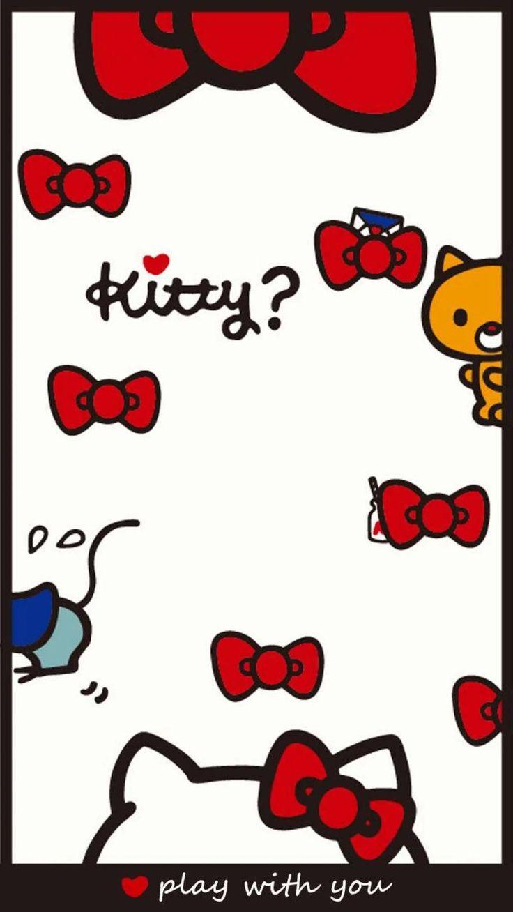 Beautiful Wallpaper Hello Kitty Swag - d9afe01f10234a08f126ccd047874f69--hello-ketty-kitty-wallpaper  Image_392361.jpg