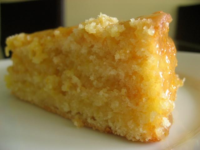 Torta de naranja - my Chilena grandmother always made this for my birthday! GTSA_SA
