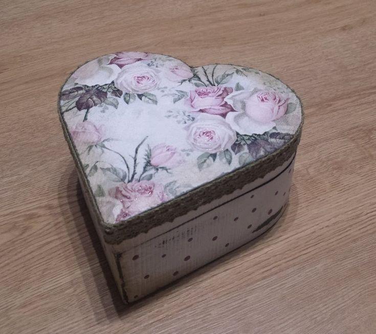 14 mejores im genes de manualidades en pinterest arte de - Manualidades cajas de madera ...