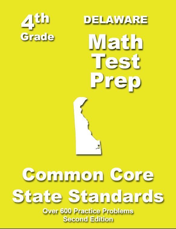 4th Grade Delaware Common Core Math