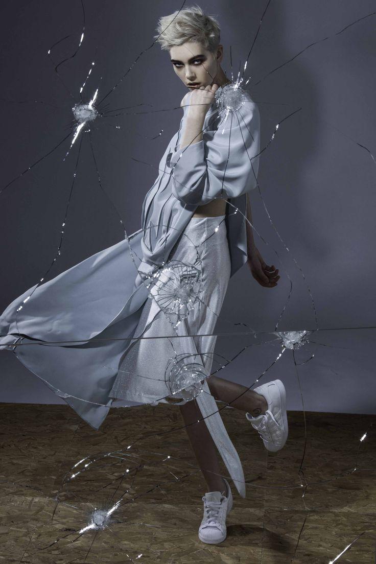Designer Penelope Shepherd, Fashion Design BA (Hons) 2016