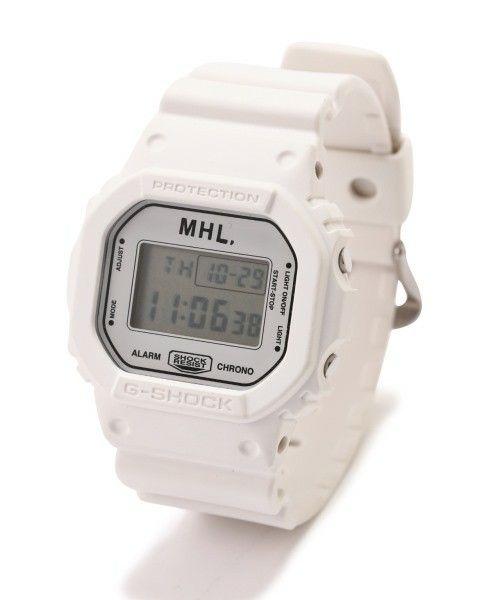 【ZOZOTOWN|送料無料】MHL.(エムエイチエル)の腕時計「G-SHOCK」(596-7173504)を購入できます。