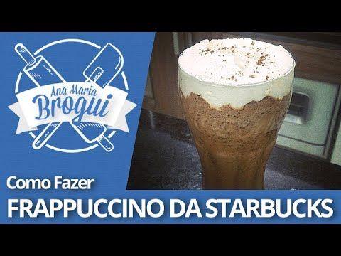 Ana Maria Brogui # 78 - Como fazer Cappuccino (o melhor do mundo) - YouTube