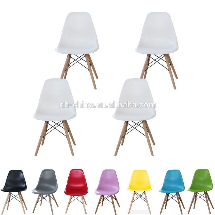 Wholesale price modern cheap designer plastic chair in dining chairs
