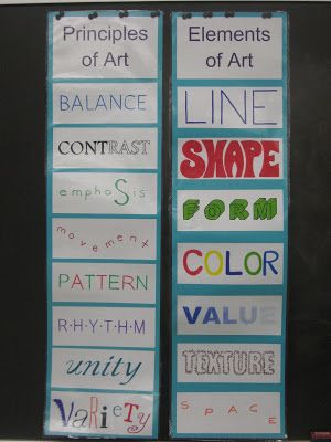 Miss Young's Art Room: Search results for elements of art