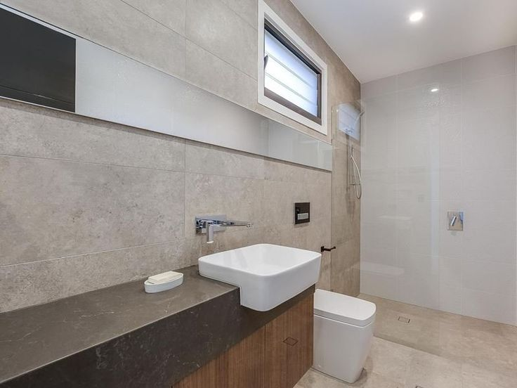 like the vanity, not sure on the basin.  Also minimal look. 103A Martha Street, Camp Hill, Qld 4152