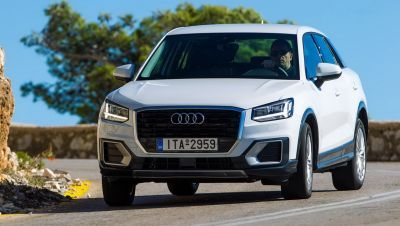 Audi Q2 1.6 TDI 6MT by drive.gr
