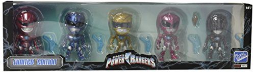 Discounted Power Rangers Action Vinyls Collectible Action Figures by The Loyal Subjects (Amazon Exclusive)
