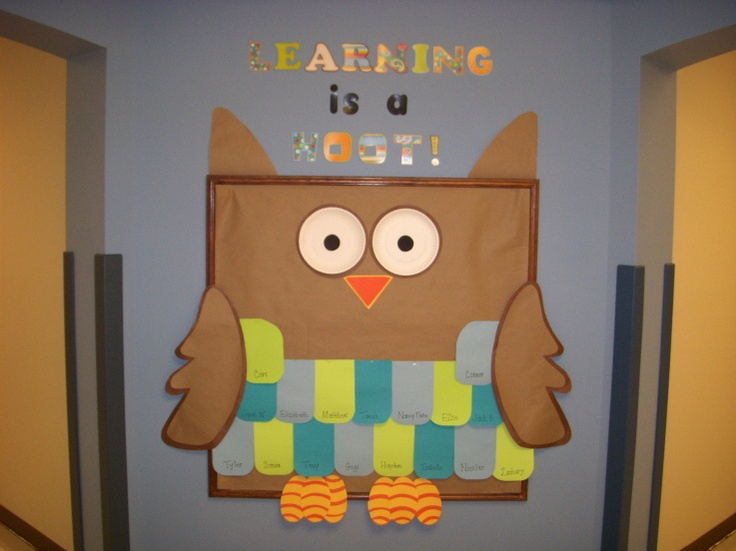 """Learning is a """"Hoot"""""""