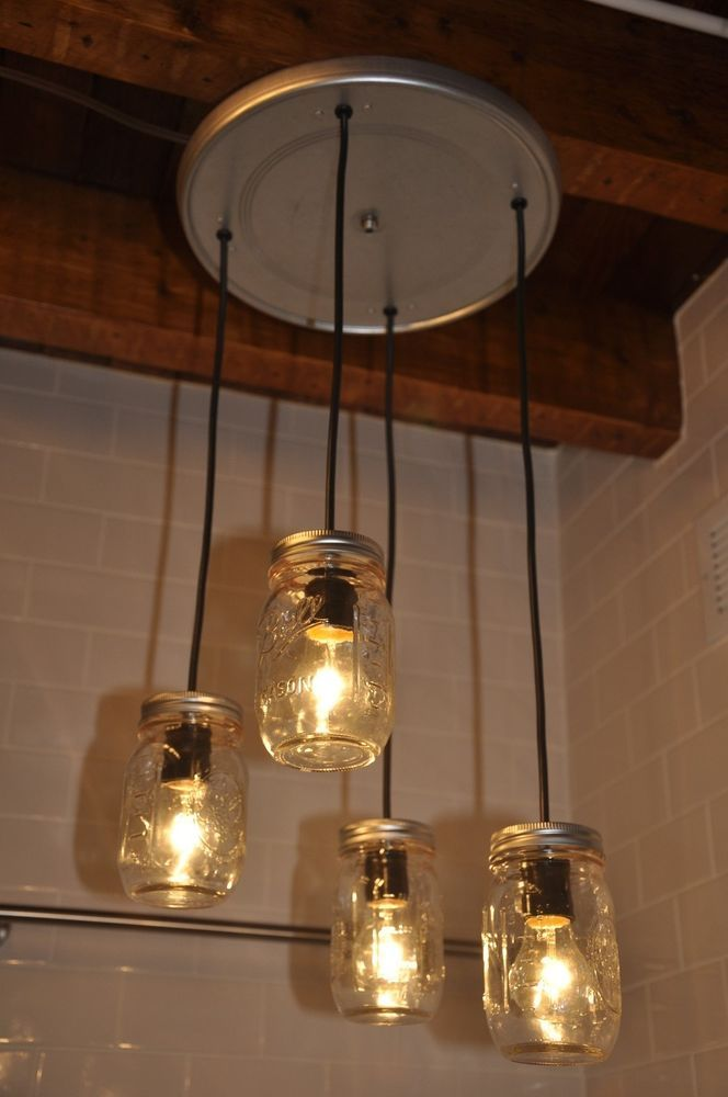 70 best images about diy on pinterest for Rustic barn light fixtures