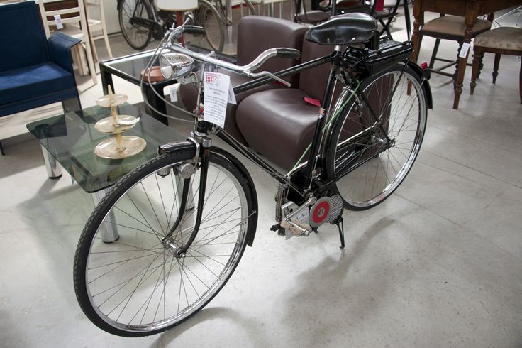 Mosquito-Wolsit Mod 38/A anni '50 #vintagecycle #bicivintage