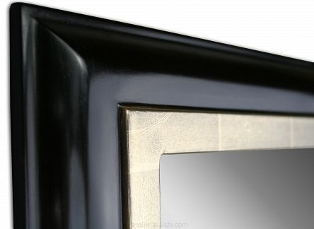 Bespoke picture frame Moon gold and grey bole 135MB