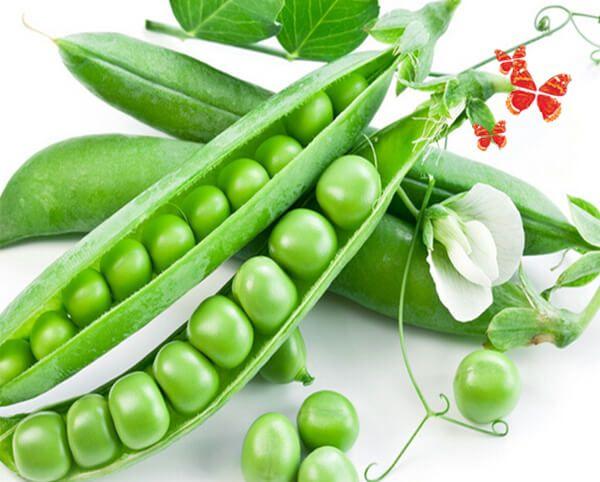 19 enormes benefícios das ervilhas para a sua saúde