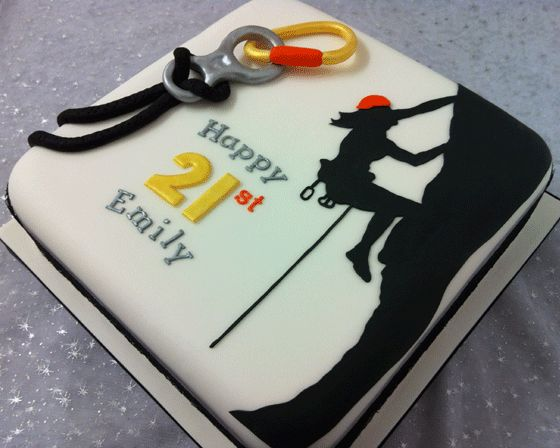 Best 25+ Rock climbing cake ideas on Pinterest Rock ...