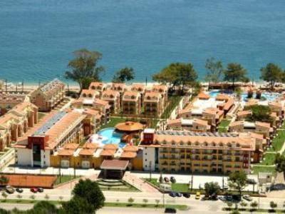 For exciting #last #minute #hotel deals on your stay at CRYSTAL AURA BEACH RESORT SPA, Kemer, Turkey, visit www.TBeds.com now.