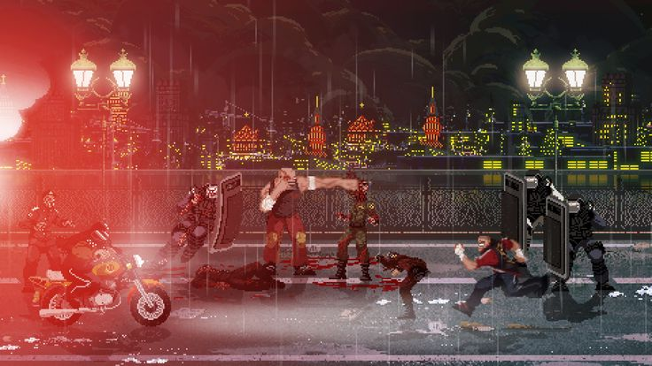 Mother Russia Bleeds now available to pummel your face into oblivion! Inject the…