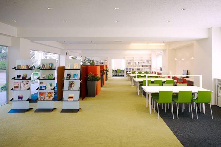 白鵬女子高等学校図書室 | 株式会社インターオフィス