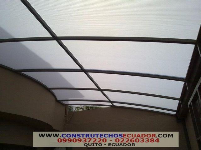 M s de 25 ideas fant sticas sobre techos corredizos en - Hierro y aluminio ...